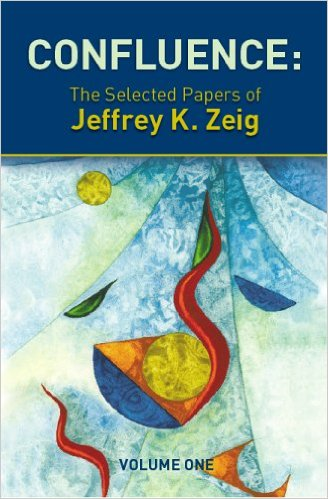 Jeffrey Zeig, Confluence : The Selected Papers of Jeffrey K. ZEIG