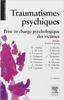 Dr Louis Crocq, Traumatismes psychiques