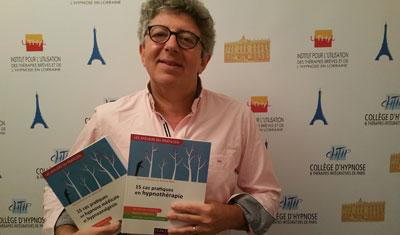 Laurent Gross présente les livres du mois en hypnose