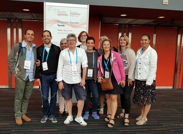 CHTIP (Paris), UTHYL (Nancy) et HYPNOTIM (Marseille) au Congrès de Montréal