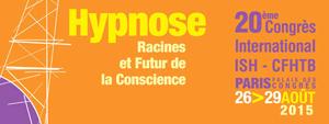 Congrès Mondial d'Hypnose 2015 à Paris